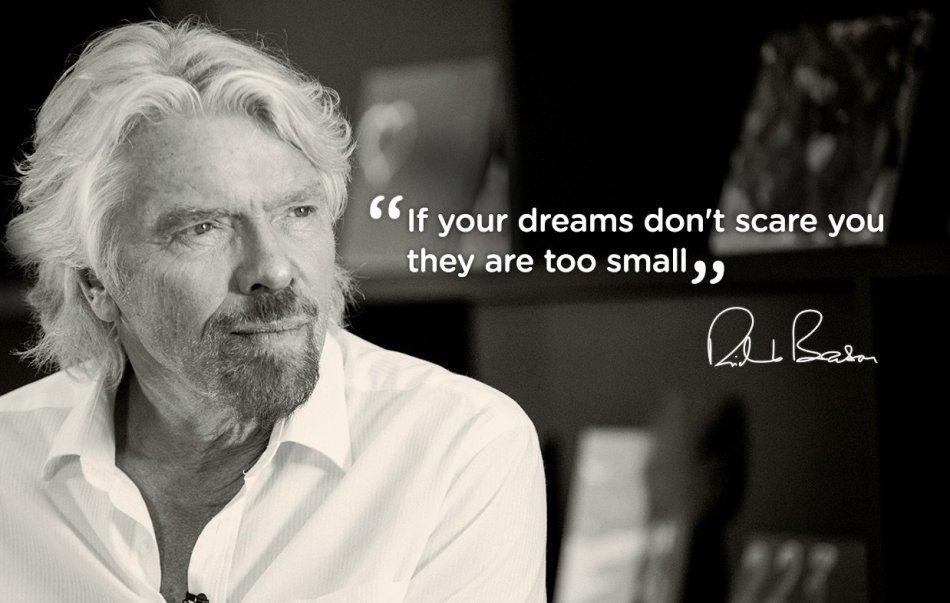 Създай си вдъхновяваща визия и после бавно, и упорито я изпълнявай