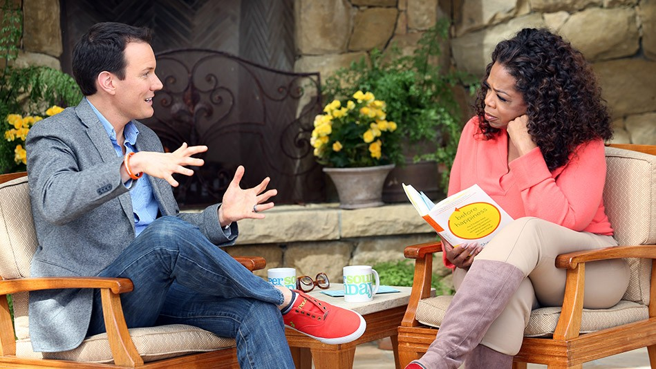 Шон Акхор и 5-те начина, по които може да подобрим щастието си